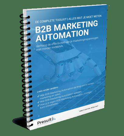 B2B Marketing Automation Toolkit